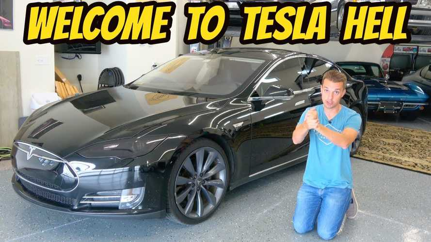 Hoovie Buys Older Tesla Model S With Possibly Failing Battery