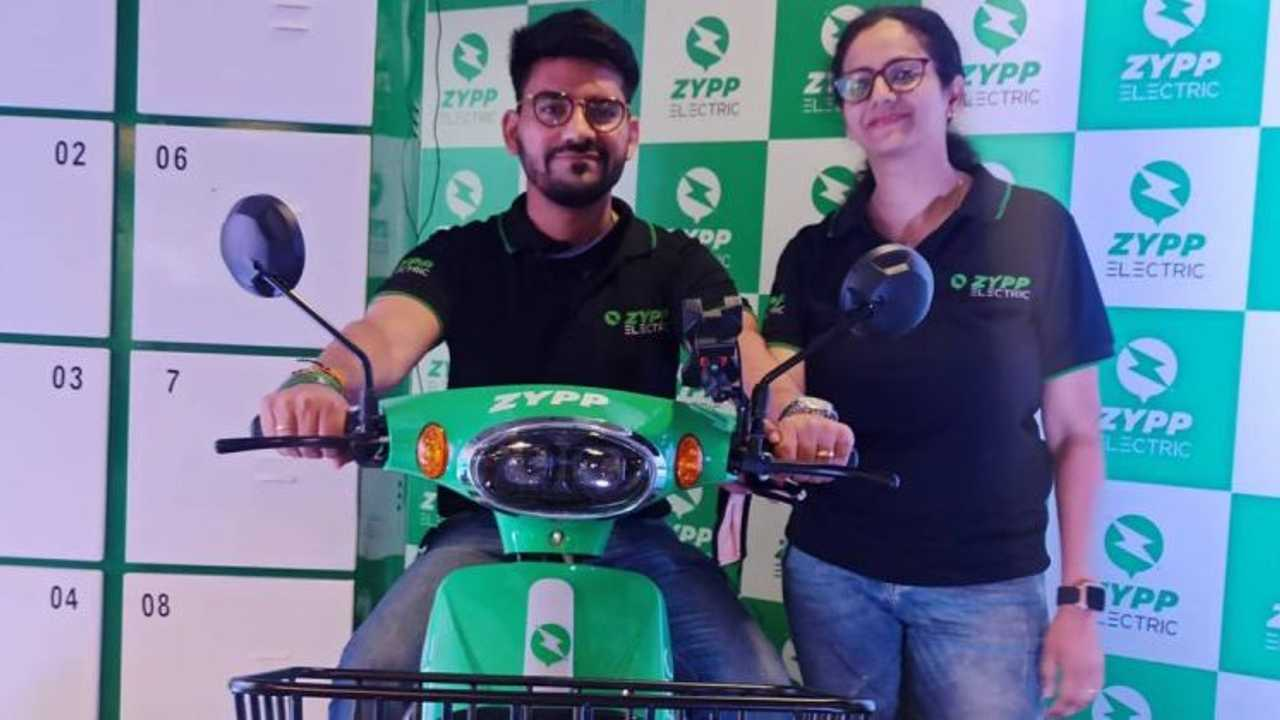 Zypp Launches Utilitarian Cargo Electric Scooter In India