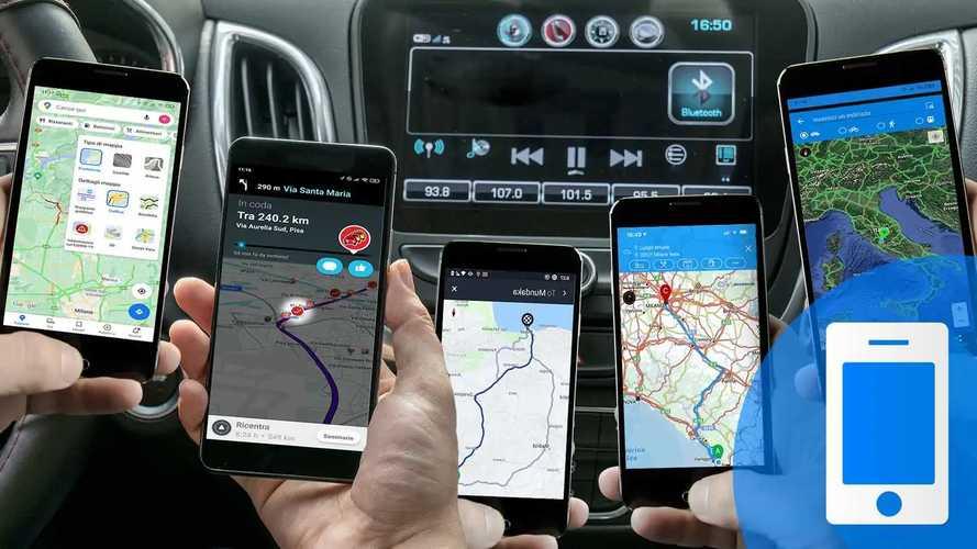 Le migliori app per evitare il traffico