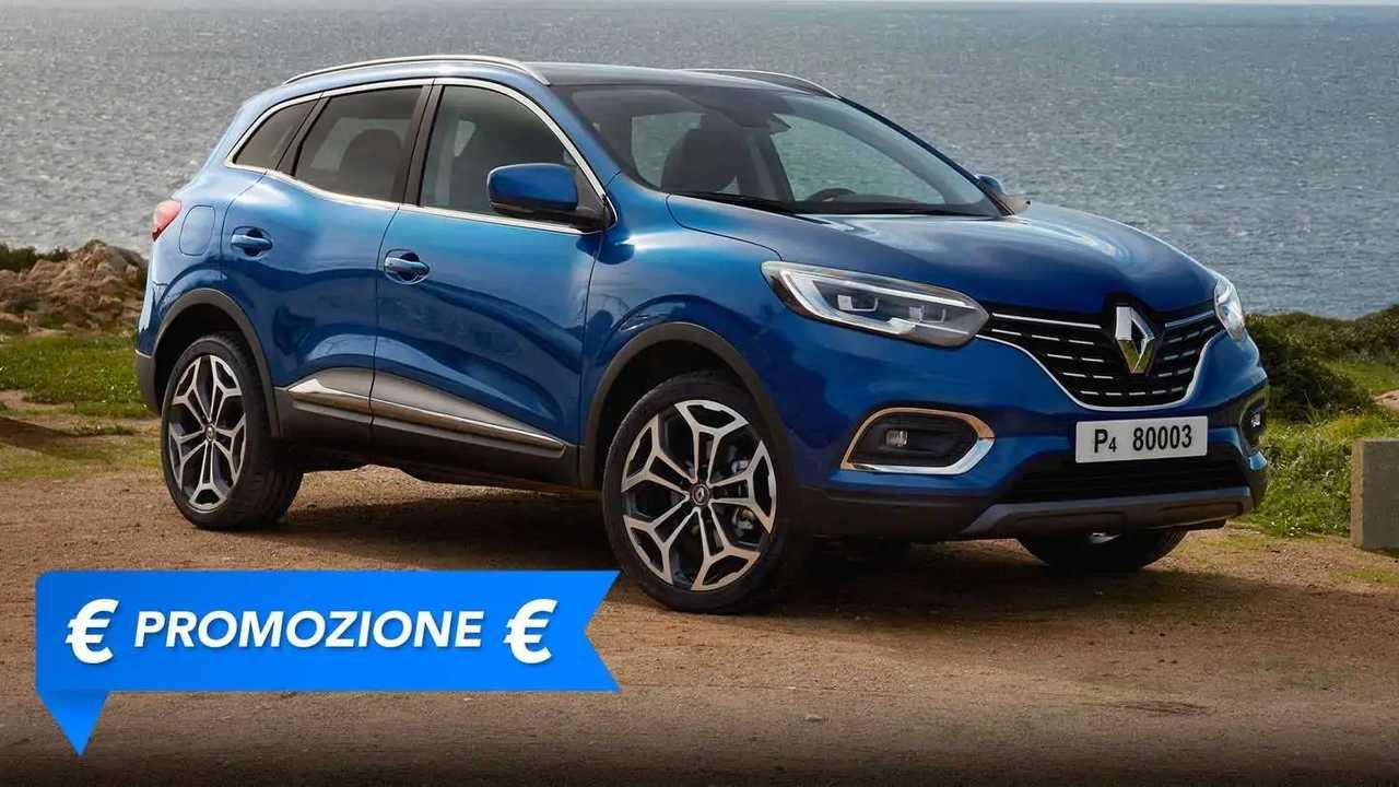 Template promozione Renault Kadjar