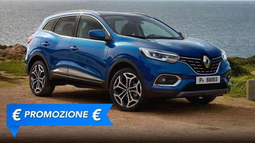 Promozione Renault Kadjar benzina, perché conviene e perché no