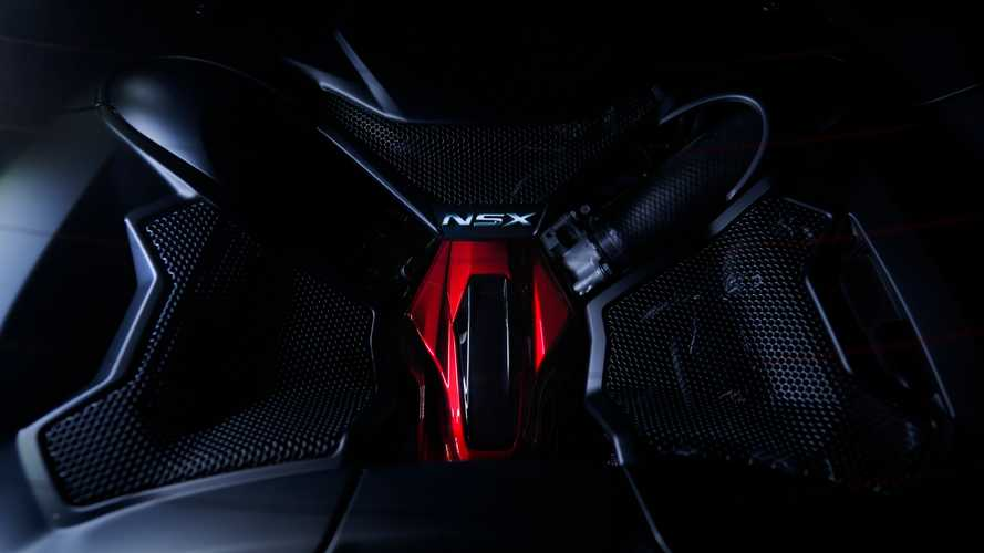 New Acura NSX Type S Teaser Promises A 'Faster Than Ever' Supercar