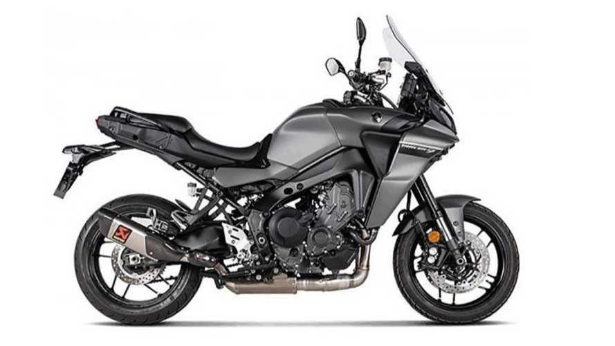 Akrapovič Launches New Exhaust For Yamaha Tracer 9 GT