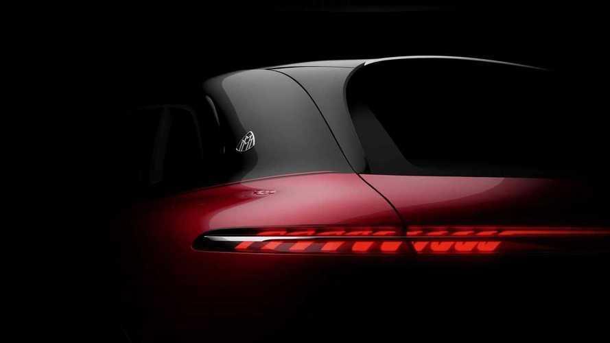Première image du Mercedes-Maybach EQS SUV
