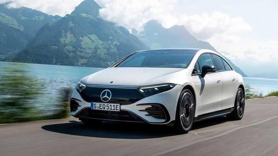 Mercedes EQS 580 4Matic im Test: Ein Auto zum Entspannen