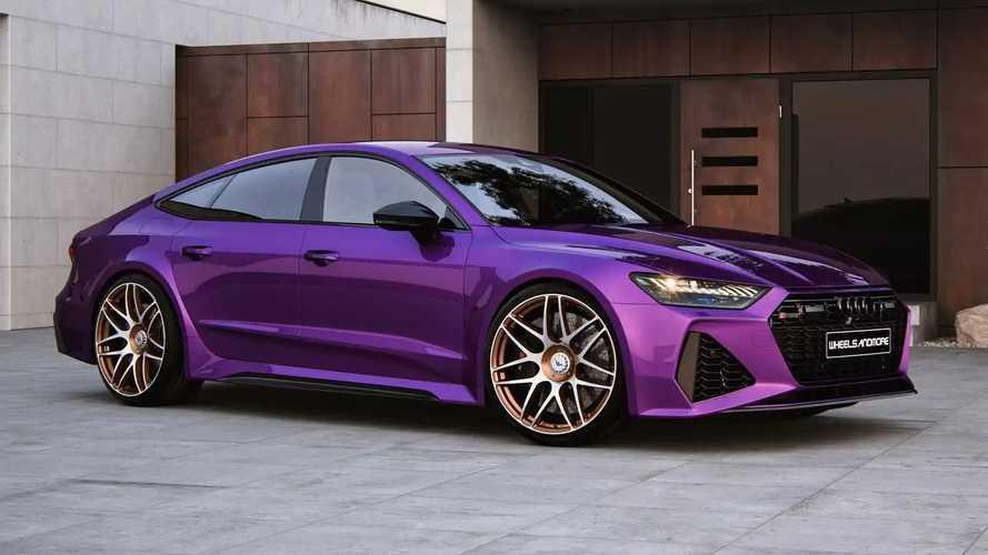 Audi RS 7 C8 mit bis zu 1.045 PS von Wheelsandmore