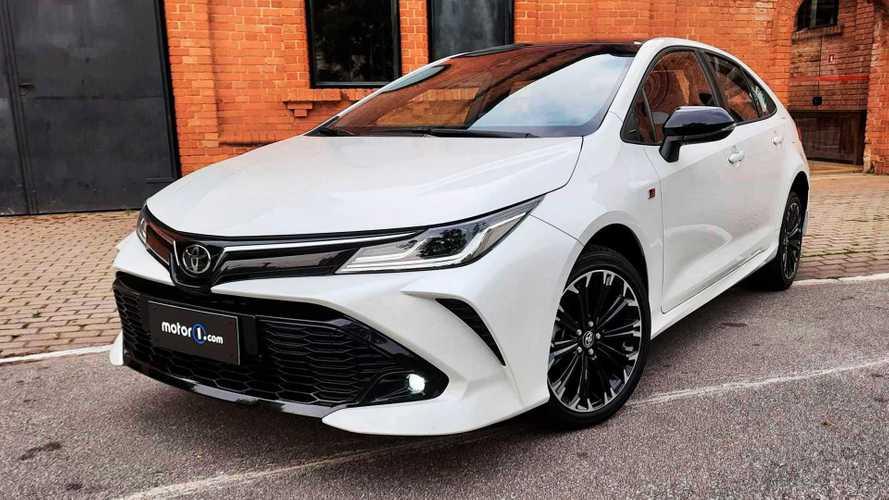 Avaliação Toyota Corolla GR-S 2022: tradição com estilo