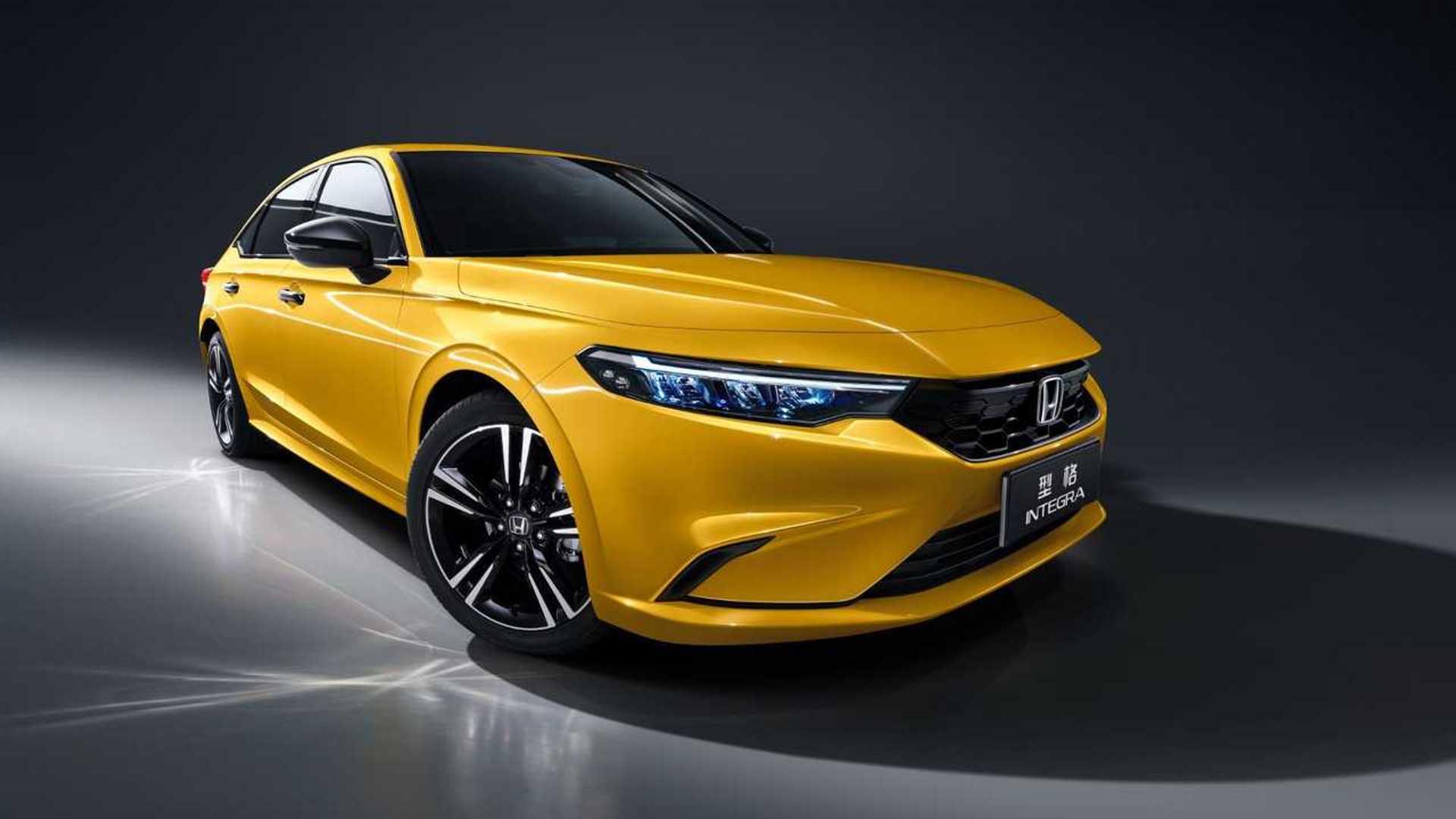 2022 Honda Integra (CN)