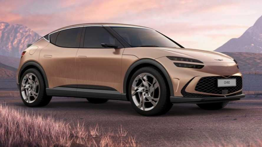 2022 Genesis GV60 specs released: 483 bhp, drift and boost modes