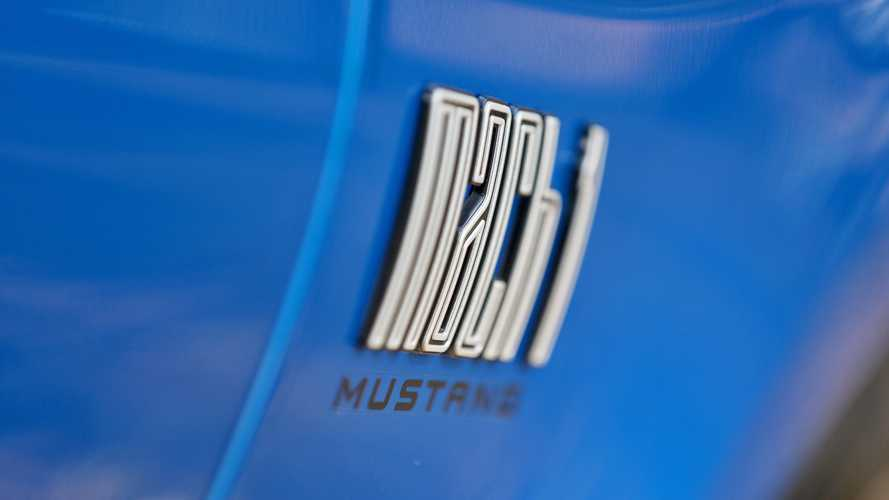Ford Mustang Mach 1 (BR)