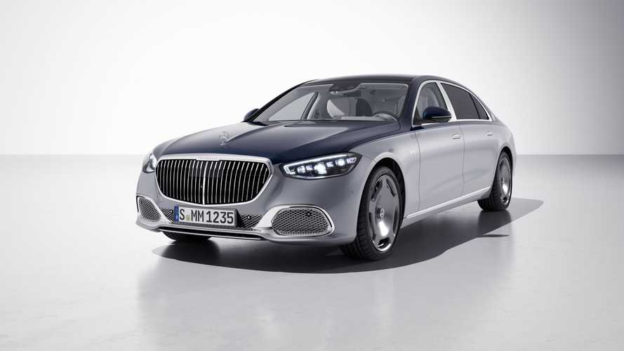 Maybach Marks Centenary With S-Class Edition 100 Featuring V12 Power