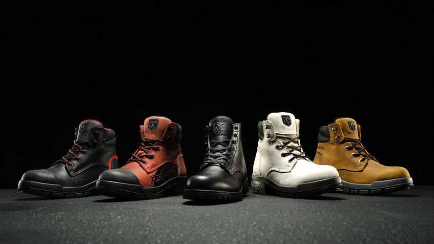Ram And Wolverine Debut Work Boots With Truck-Inspired Names