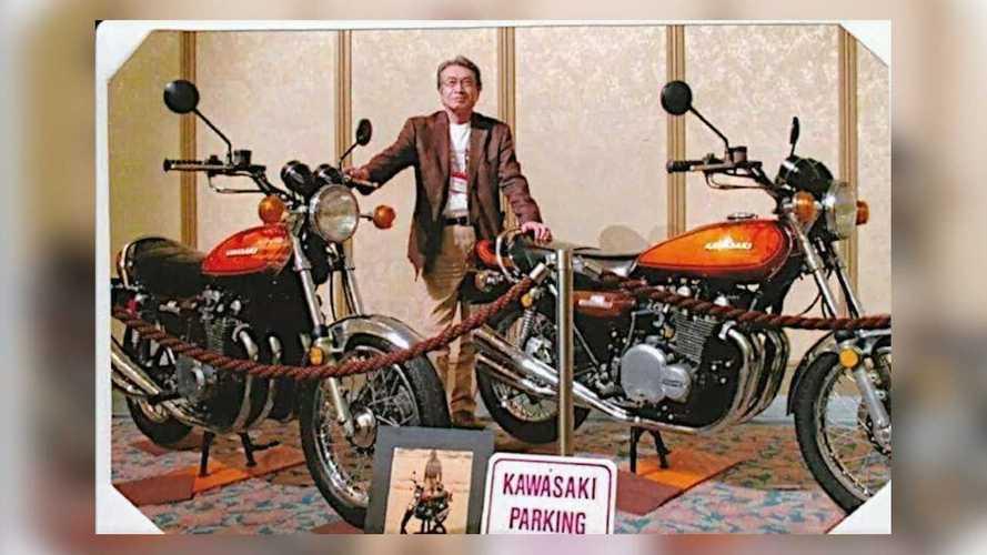 "Legendary Kawasaki Z1 Designer Norimasa ""Ken"" Tada Has Died"