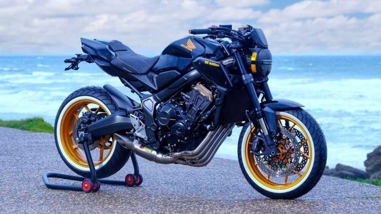 Honda CB650R BMX