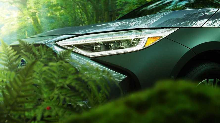 "Subaru'dan ""elektrikli"" Autoshow Mobility çıkartması!"