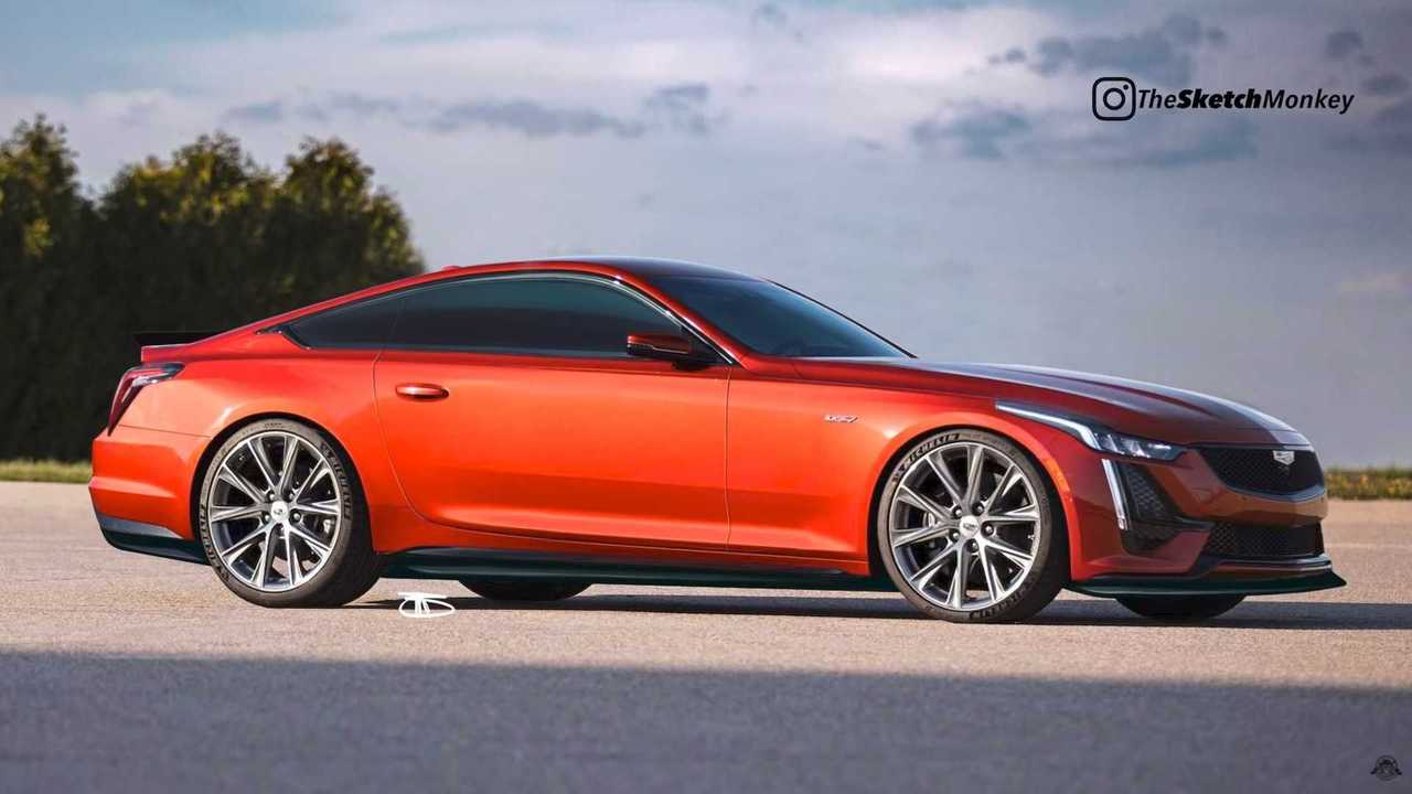 Cadillac CT5-V Blackwing Coupe