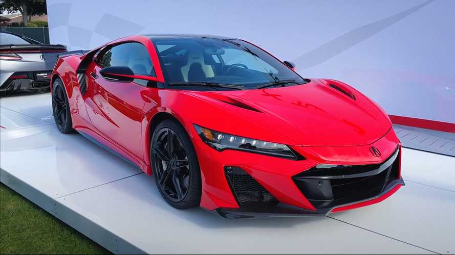 Acura NSX Type S Sold Out In The US In Just 24 Hours