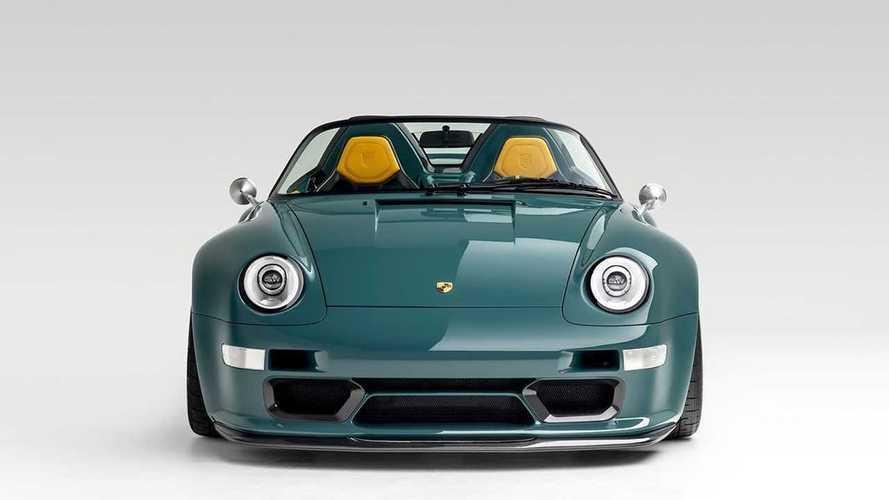 Porsche 911 993 Speedster Remastered by Gunther Werks.