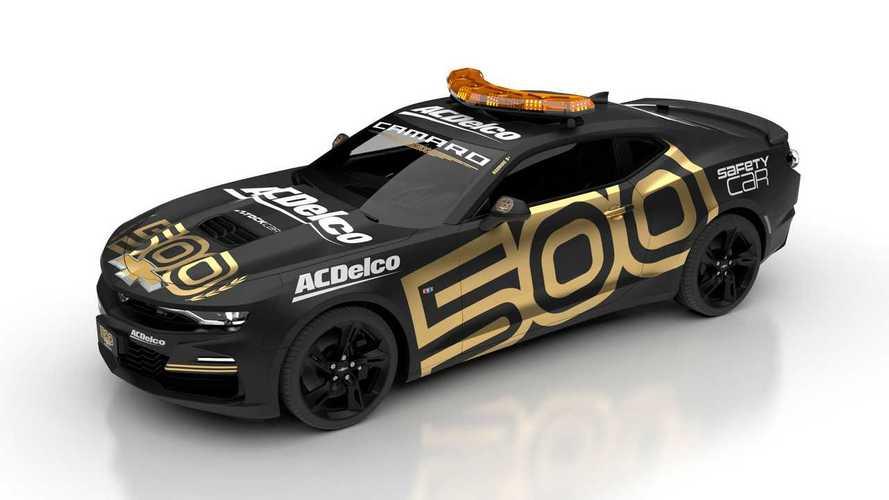 Camaro vai comemorar 500 largadas da Chevrolet na Stock Car