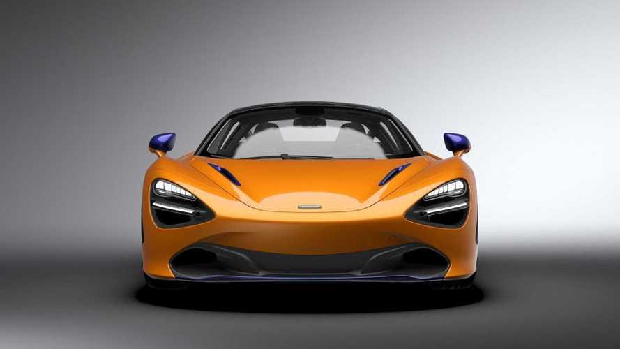 McLaren 720S получил спецверсию в честь гонщика Даниэля Риккардо