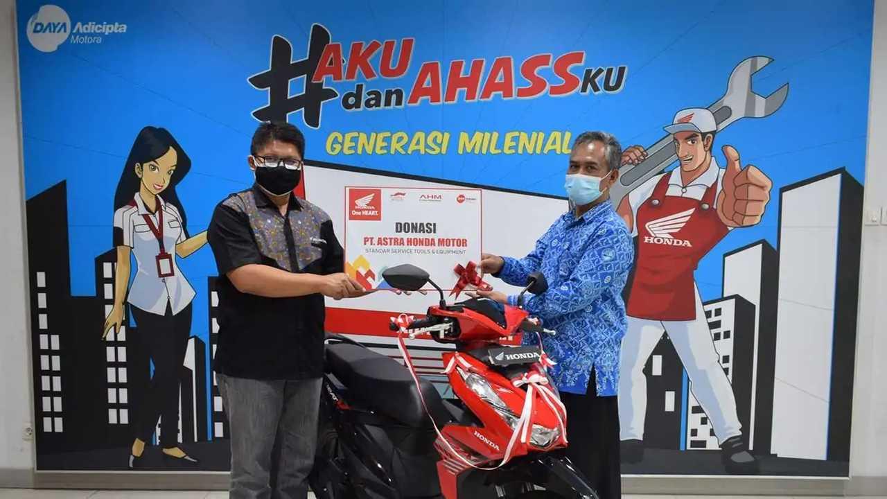 Honda terus perluas kerja sama dengan SMK di Jawa Barat.