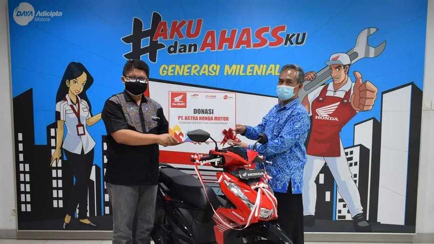 SMK Binaan Astra Honda Terus Bertambah di Jawa Barat