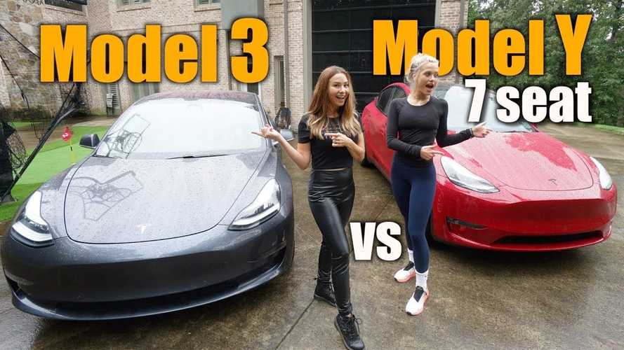Owning Tesla Model 3 & 7-Seat Tesla Model Y: How Do They Compare?