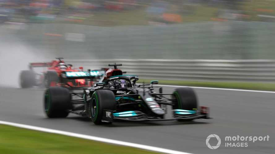 Hamilton would like to see F1 hold 'free' Belgian GP for fans