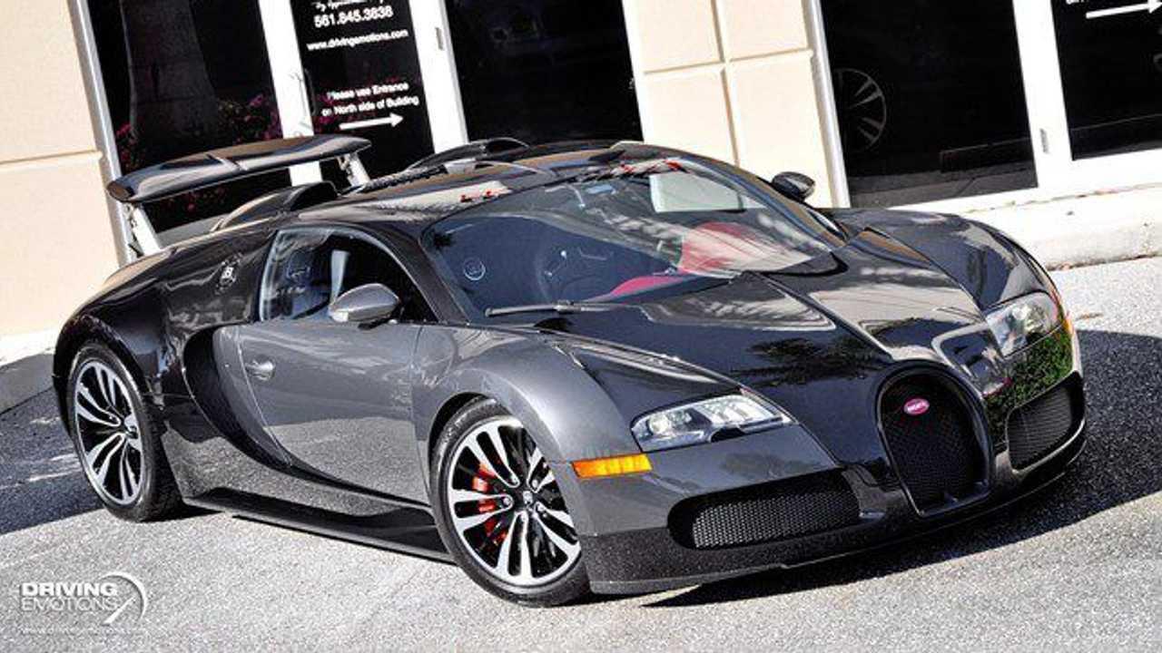 Bugatti Veyron (2009) - 2.175.000 dollari