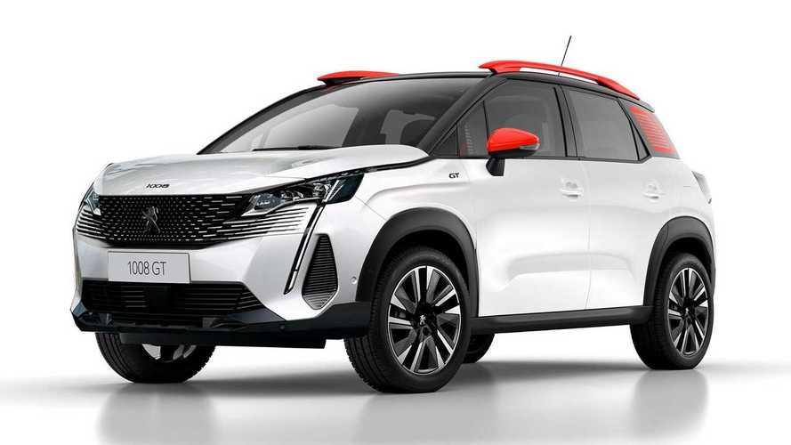 Peugeot 1008: novo SUV compacto irmão do C3 será feito no Brasil