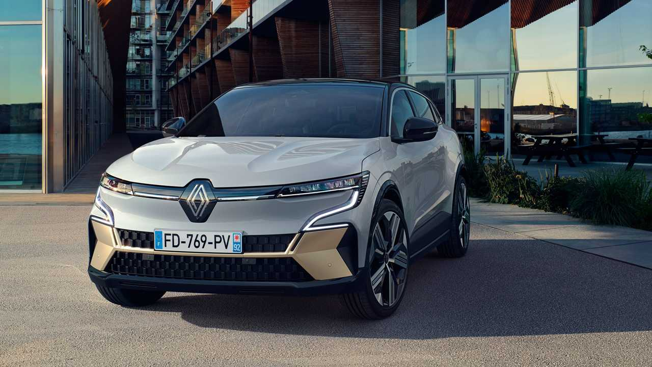 Дебютировал Renault Megane E-Tech Electric