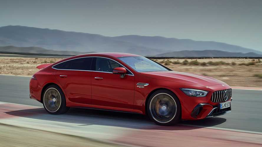 Mercedes–AMG представил свою самую мощную серийную модель