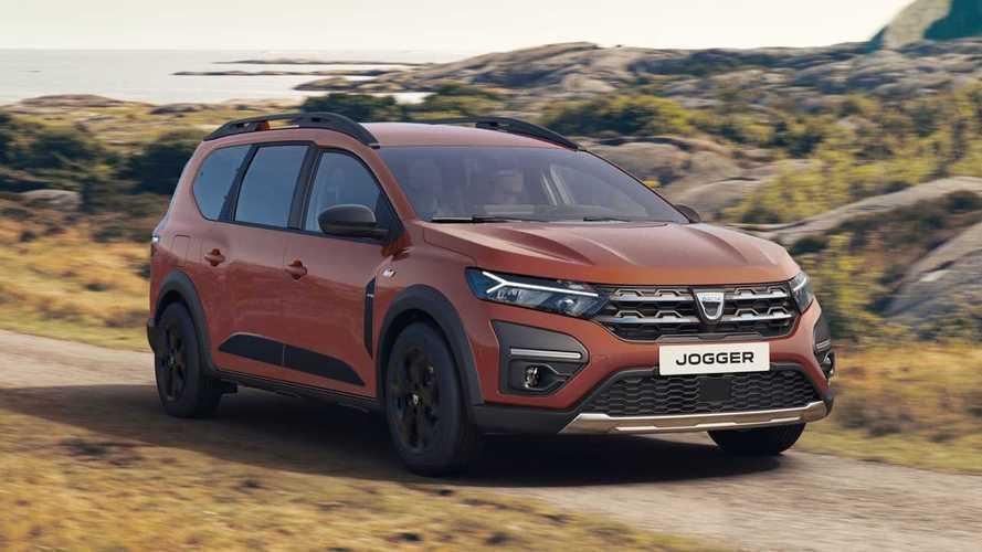 Dacia показала универсал Jogger. Он получит гибридную модификацию