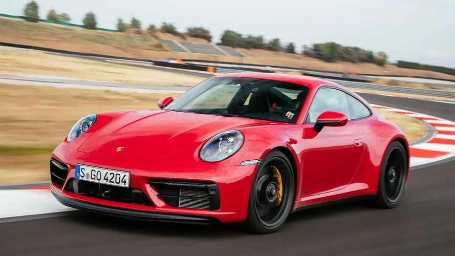 Porsche 911 Carrera GTS (2021) im Test