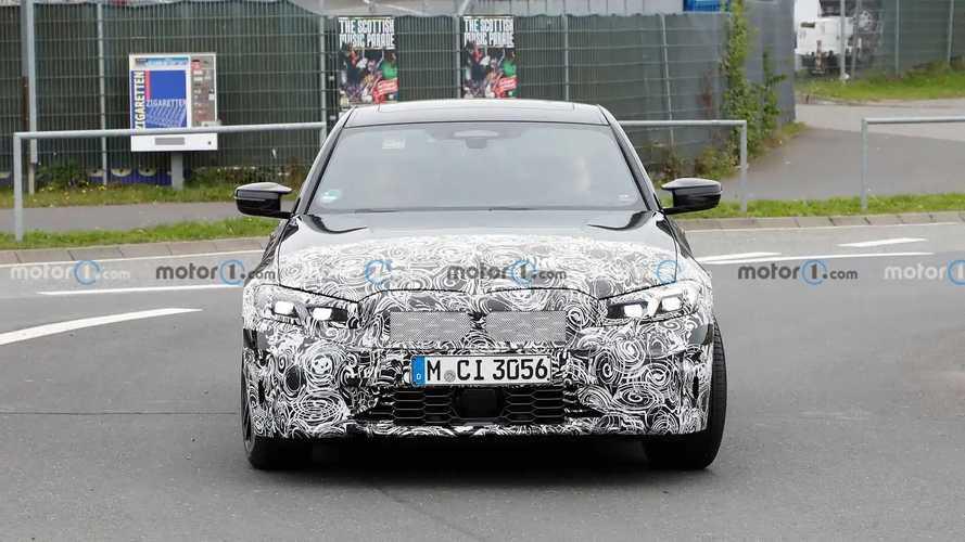 Makyajlı BMW 3 Serisi Yeni Casus Fotoğraflar
