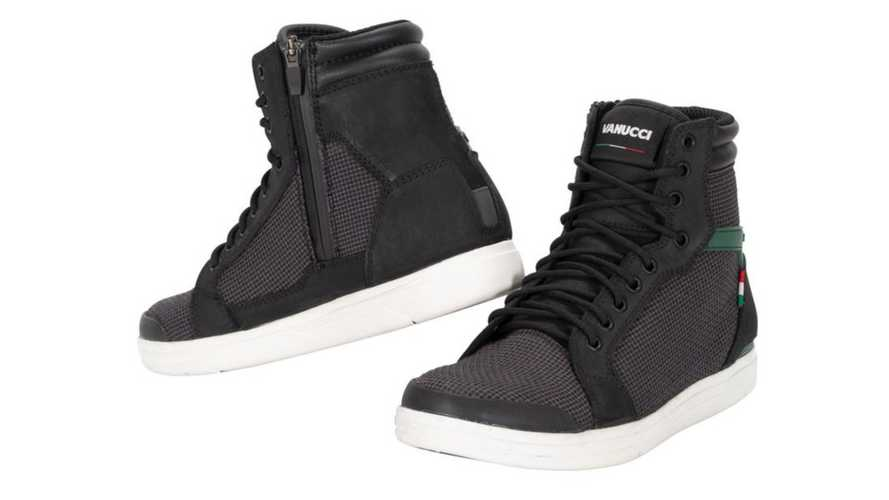 Vanucci Releases New VUB-2 Motorcycle Sneakers