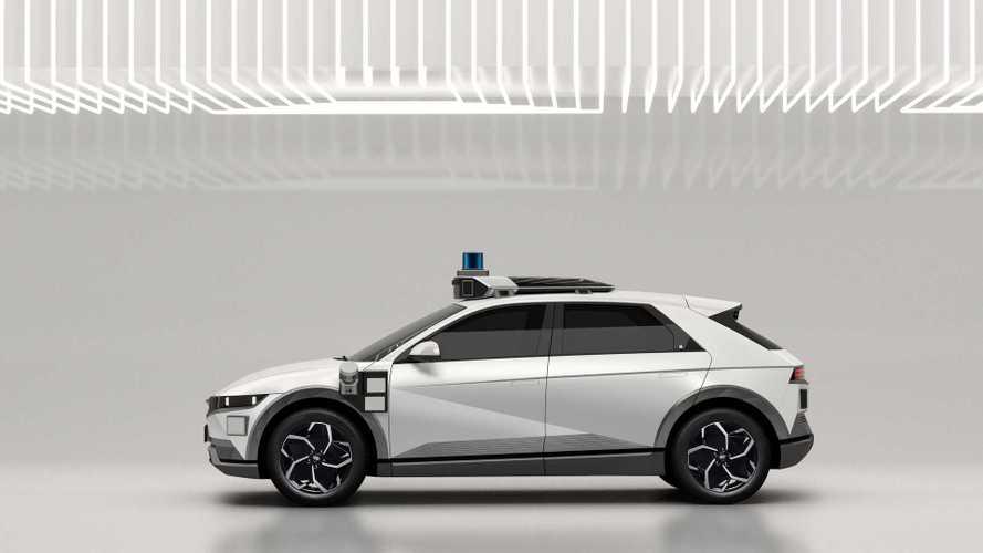 Hyundai IONIQ 5 Robotaxi: el futuro taxi autónomo, más cerca