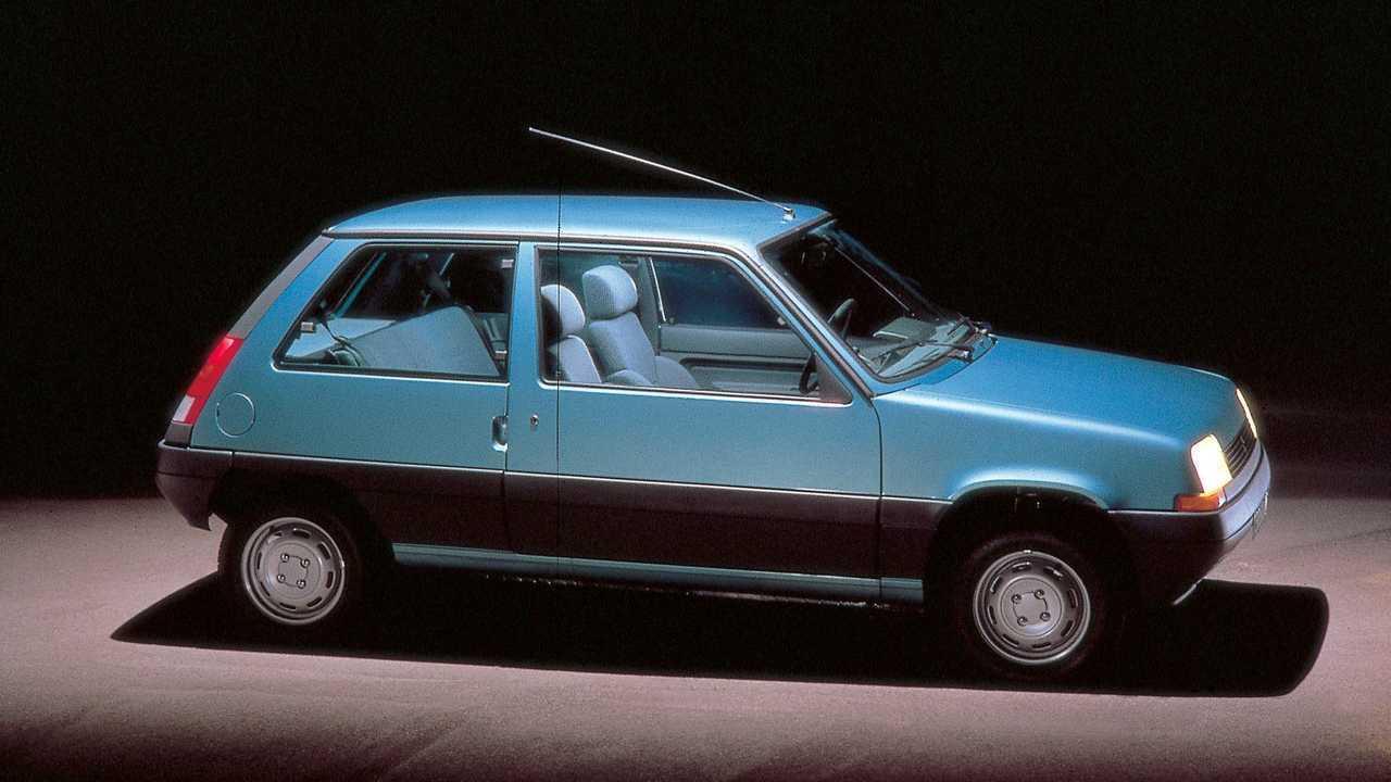 Renault 5 (1984-1994)
