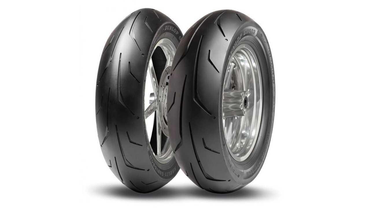 Dunlop GT503 Tires