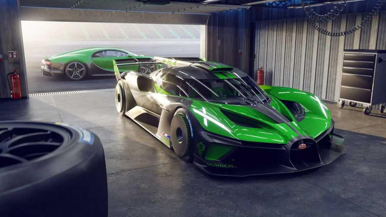 Bugatti Bolide (2021): Jetzt geht das Hypercar in Serie