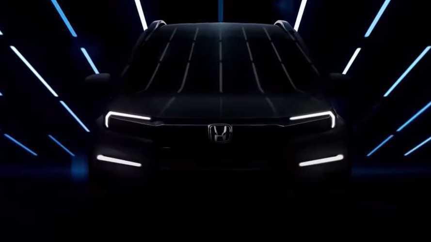 Honda Pilot следующего поколения получит гибридную версию
