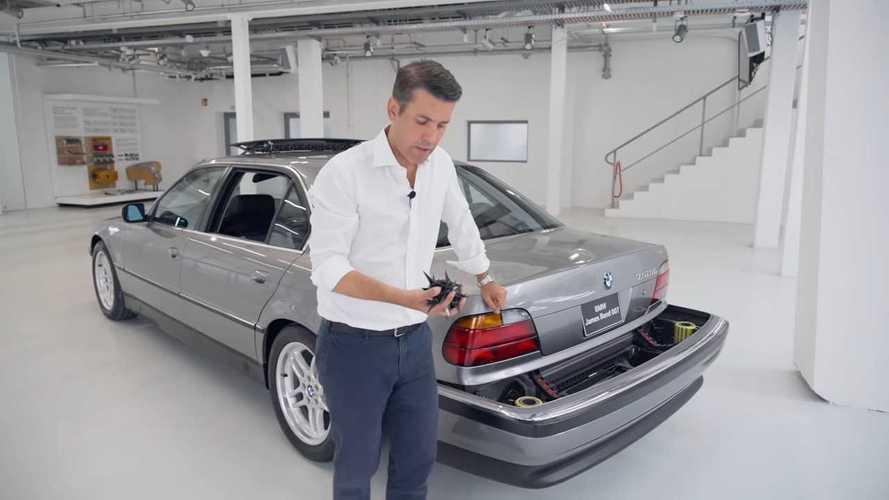 VIdéo - BMW présente trois versions très spéciales de la 750iL