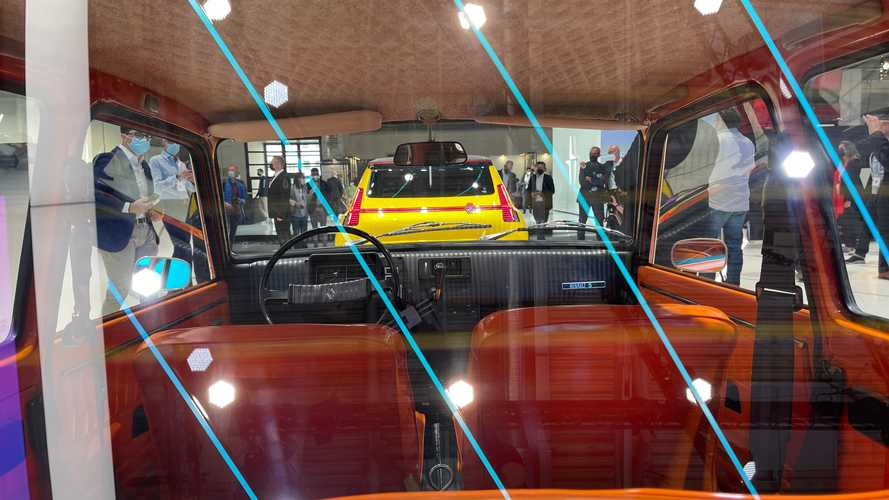 Renault 5 électrique - L'histoire de la naissance du prototype