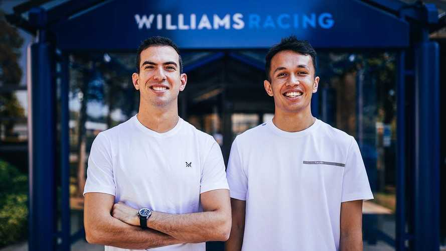 Williams explains decision to sign Albon over de Vries for 2022