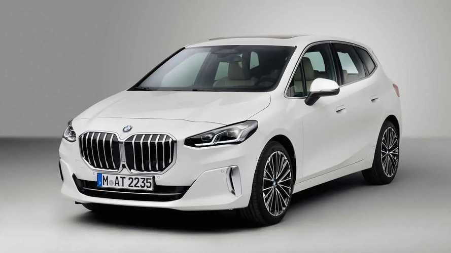 BMW 2-й серии Active Tourer впервые сменил поколение