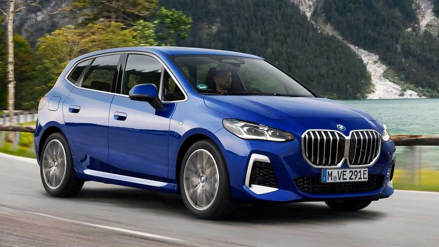 BMW 2 Serisi Active Tourer Plug-in-Hybrid (2021)