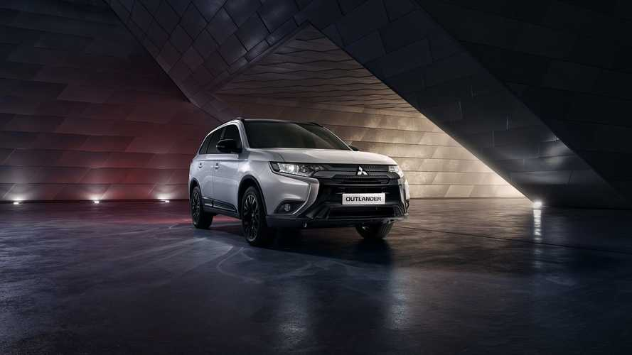 Mitsubishi вернула россиянам Outlander Black Edition