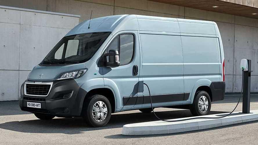 Peugeot e-Boxer (2022)