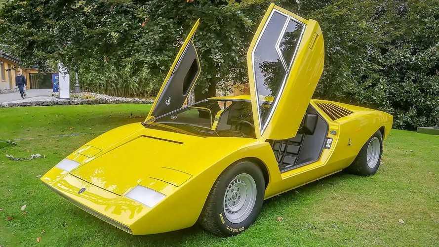 Lamborghini Countach LP 500: Nummer 1 ist zurück