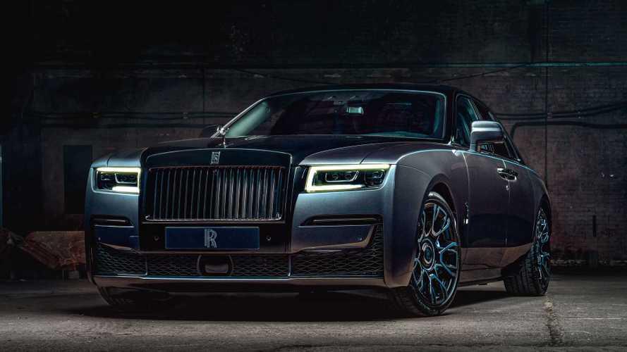 Rolls-Royce Ghost Black Badge, il salotto di lusso da 600 CV